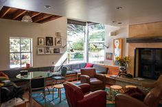 Aging Together - Slide Show - NYTimes.com the communal living room at Cheesecake cohousing community, in Mendocino County, California.