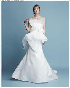 white wedding cool Atelier Nicola D'Errico