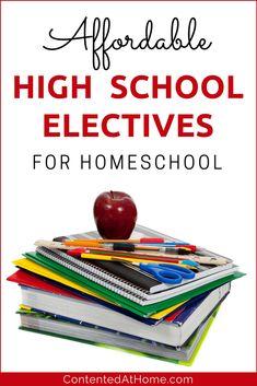 92 best electives high school homeschool images in 2019 rh pinterest com