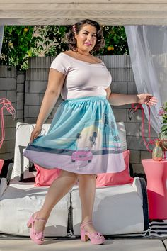 Are you here for all things Barbie? Have you seen the latest collection from Loungefly? The new Stitch Shoppe x Barbie collection just dropped and it includes plus sizes!      Loungefly Debuts their Stitch Shoppe x Barbie Collection (in Plus Sizes Too!)    #plussizefashion #plussize