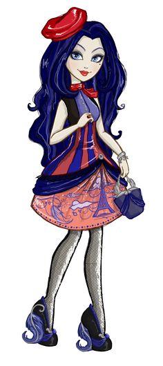 Barbara Blue (figlia di Barba Blu)