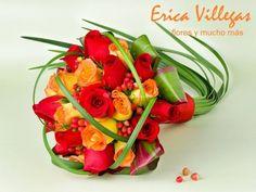 Detalle de cola con liliopes de Erica Villegas Atelier Floral | Foto 18