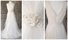 Jenny Packham 'Nerine' £1195 #jennypackham #nerine #floral #preloved #designerweddingdress #bride #bridetobe #weddinginspiration #prelovedweddingdress