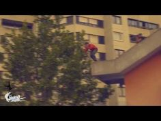 MANPOWER - FRONTFLIP by Kevin Fluri & JUMPED by Chris Harmat - YouTube