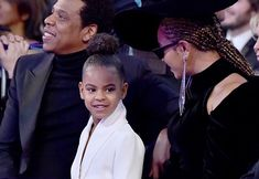 Beautiful Blue Ivy with Mom Beyoncé and Dad Jay Z at 2018 Grammy's Jay Z Blue, Blue Ivy Carter, Carter Family, Bet Awards, Mrs Carter, Rap Songs, Beyonce And Jay Z, Celebrity Kids, Role Models