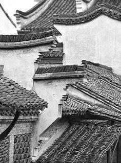 Wuzhen Rooftops | Zhejiang, China | China photo