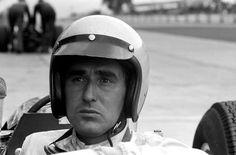 Lorenzo Bandini - Died in a crash in 1967 in his Ferrari during the Monaco Grand Prix.