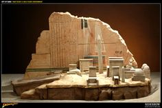 Sideshow Collectibles - City of Tanis - Map Room Sixth Scale Figure Environment