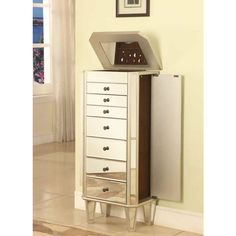 10 Best Jewelry Cases Images Jewelry Armoire Armoire
