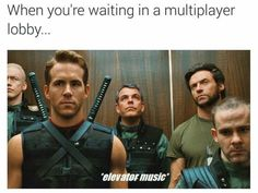 Except for Overwatch.. there, everyone is going njuts