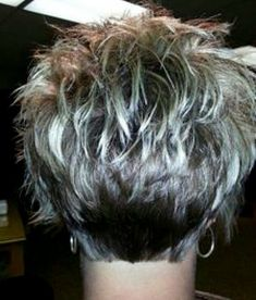 Best Short Layered Haircuts for Women Over 50 - The UnderCut Short-Layered-Hai._ Best Short Layered Haircuts for Women Over 50 hair cuts for women Layered Haircuts For Women, Stacked Bob Hairstyles, Medium Bob Hairstyles, Short Hair Cuts For Women, Short Hairstyles For Women, Short Haircuts, Trendy Hairstyles, Pixie Hairstyles, Braided Hairstyles