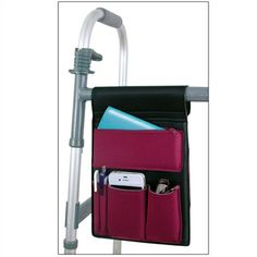 Multi-Purpose Walker Organizer - www.eganmedical.com | EGAN Medical Equipment & Supply | #MedicalEquipment #MedicalSupplies