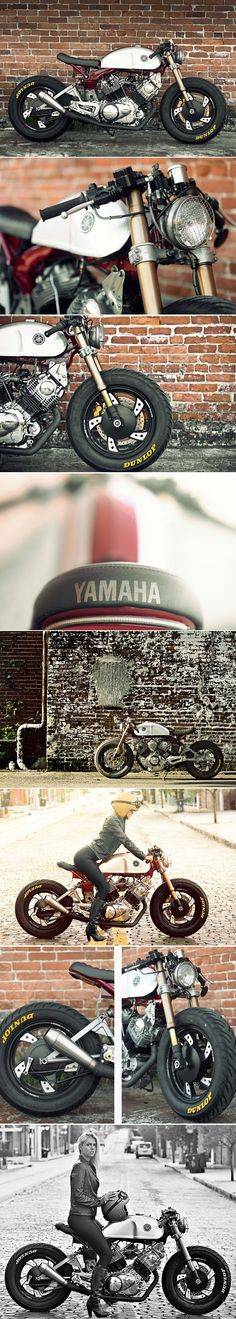 Yamaha XV750 – Hageman Motorcycles
