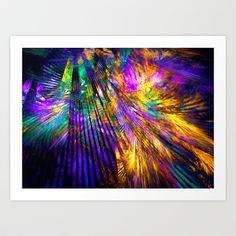 Firework Art Print by Art-Motiva - $18.00