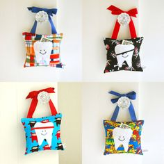 tooth fairy pillow for boys - Google Search