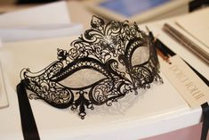 If only there was a masquerade to attend...