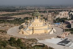 Samovsaran Mandir Palitana 01 - Jain temple - Wikipedia, the free encyclopedia Go Logo, Jain Temple, World Religions, Burj Khalifa, Vintage Photography, Statue Of Liberty, Worship, Paris Skyline, Concept Art