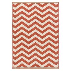 Brynne Indoor/Outdoor Rug in Cherry at Joss and Main