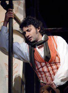 Jonas Kaufmann as Cavaradossi in Tosca
