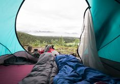 Here's a look at the best motorcycle camping sleeping bags out there and what to think about when shopping for one. Camping Cot, Camping Gear, Camping Hacks, Motorcycle Camping, Camping Mattress, Backpacking Tent, Air Mattress, Diy Camping, Glamping