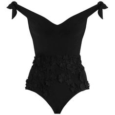 ZIMMERMANN Winsome Posy 1 Pc Swimsuit found on Polyvore featuring swimwear, one-piece swimsuits, bodysuit, tops, swim, swimsuits, zimmermann bikini, padded swimsuits, floral bikini and padded bathing suits