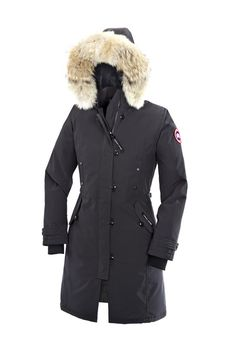 Canada Goose Kensington Parka Graphite I need this exact jacket ..... Georgia tell Babe