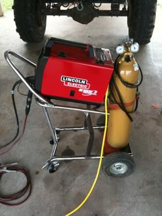 New cart... - WeldingWeb™ - Welding forum for pros and enthusiasts