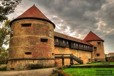 Old Fort Sisak photo by photo by Oliver Svob Dalmatia Croatia, Old Fort, Thousand Islands, Unique Buildings, Central Europe, Eastern Europe, First Photo, Places To Travel, Beautiful Places