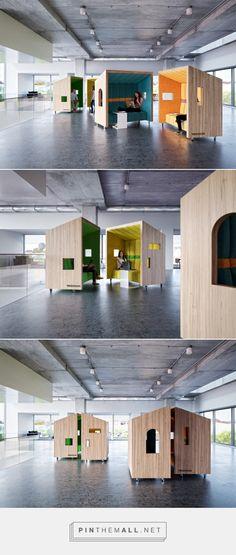 Treehouse Collaboration Dosettes par Dymitr Malcew - Conception lait ... - une image images groupées - Pin Them All