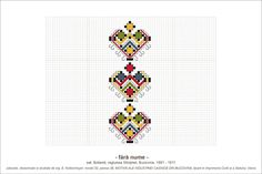 Folk Embroidery, Hand Embroidery Stitches, Needlepoint Designs, Hama Beads, Beading Patterns, Pixel Art, Folk Art, Diy And Crafts, Projects To Try
