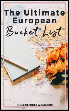 The Ultimate European Bucket List - all the places you must see in Europe! European Holidays that You Need to Have on Your Bucket List The Ultimate Europe Bucket List - lwhere to go and what to see. Backpacking Europe, Europe Travel Tips, Travel Guides, Europe Packing, Packing Lists, Travel Packing, Europe Bucket List, Bucket List Destinations, Travel Destinations