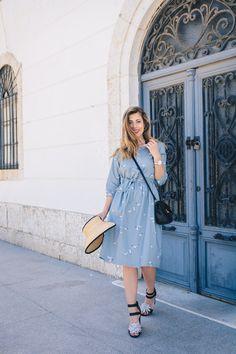 Bulgarian influencer Bulgarian, Shirt Dress, Shirts, Dresses, Fashion, Lanterns, Clothing, Vestidos, Moda