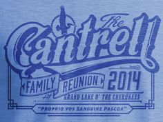 Family Reunion Shirt by Clint WalkingStick