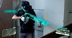 Dexmo exoskeleton glove lets you touch and feel in VR