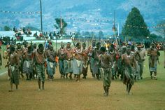 Swaziland: The dates of the Reed Dance 2013 have been announced!  #travel #tourism #swaziland #reeddance #africa #southafrica