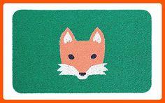 Kikkerland Doormat, Fox - Fun stuff and gift ideas (*Amazon Partner-Link)