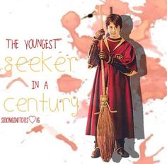 The youngest Seeker in a century