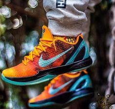 These Kobe 6's...