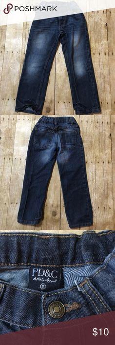 Paper Denim & Cloth PD&C 5T Denim Jeans Preloved ❤️ Boys 5T PD&C Jeans Adjustable waist Excellent condition Paper Denim & Cloth Bottoms Jeans