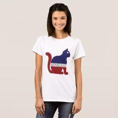 CAT LOVER  | Republicat  for the  Republican T-Shirt - cat cats kitten kitty pet love pussy