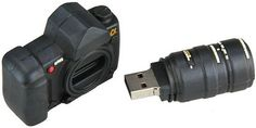 Compare and Buy Microware Camera Shape Designer Pen Drive 8 GB at Lowest Possible Price !!!