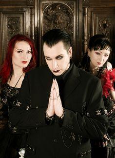 Blutengel vampire look 2