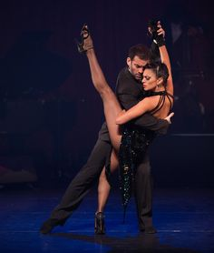 Tango Fire with Germán Cornejo and Gisela Galeassi