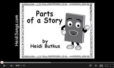 A fun and engaging song to teach parts of a story. Free!