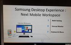 "Samsung ar lucra la propria functie ""Windows Continuum"" pentru Galaxy S8"