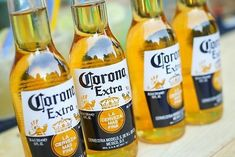 Constellation brands, which brews Corona beer, made headlines today, as it becomes the first major wine, beer and spirits company to get in on the Green Rush. Corona Bottle, Beer Bottle, Corona Beer, Beer Company, Brewing Company, Nilla Cookies, Malta, Ontario, Most Popular Beers