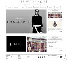 Frenchologie.com: French lifestyle & Luxury gathered in one online store. #Shopshot