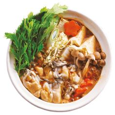 旬の広島産かきと土手鍋用味噌をセットに。【広島産かきの土手鍋セット】 All Japanese, Fish Soup, Asian Recipes, Ethnic Recipes, Hot Pot, What You Eat, Foods To Eat, Bento, Curry