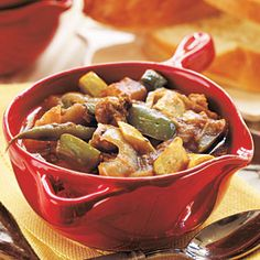 Mamma Mia Italian Stew | MyRecipes.com