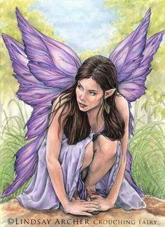 Crouching Fairy